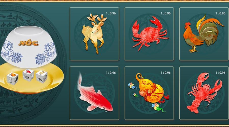 Hướng dẫn chơi bầu cua tôm cá chi tiết cho người mới