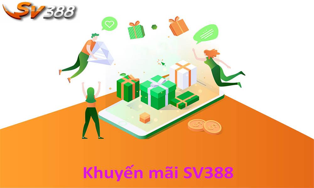 Khuyến mãi SV388