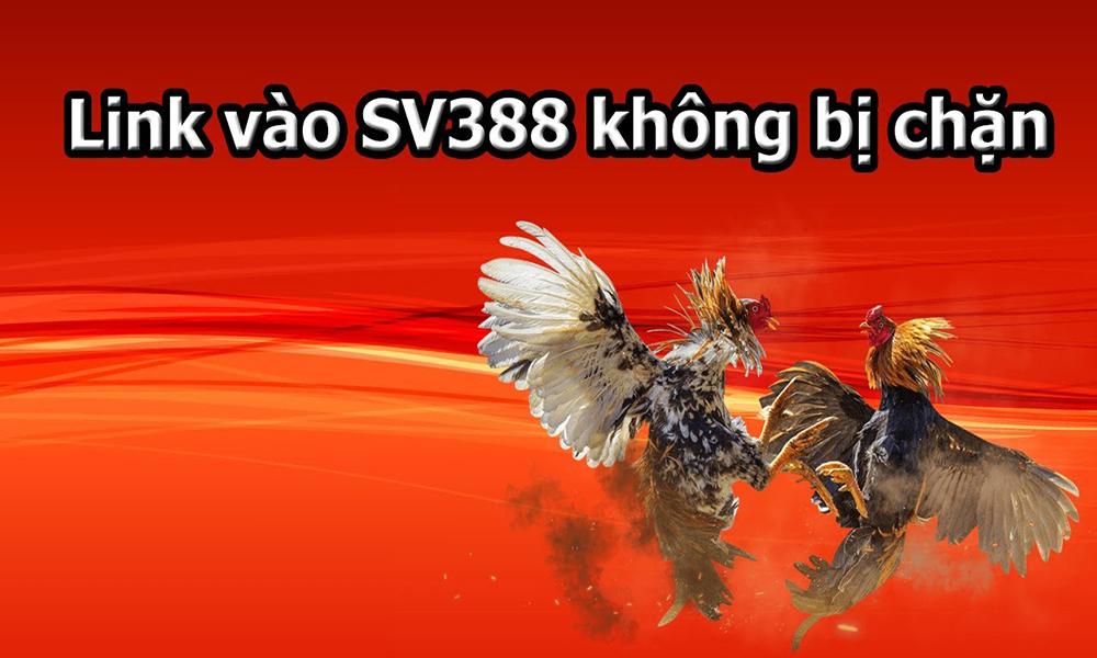 Link nạp, rút tiền tại SV388 nhanh chóng nhất
